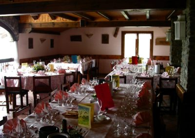 HOTEL NOTRE MAISON-DSCN2355_ristorante