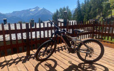 Nuove E-bike a Vetan